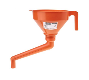 "photo 1 of Pressol 1.2L HDPE Funnel - Heavy Duty 6"" Offset Funnels"