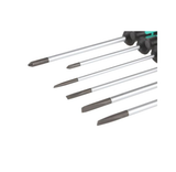 photo 3 of Wera Screwdriver Set, 6 Piece - Precision Slotted; Phillips - Opening MacBook, Xbox/PlayStation