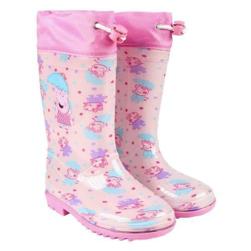 Kids Licenced Peppa Pig Rain Boot