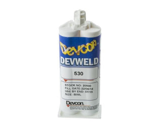 photo of ITW Devcon Devweld 530, 50 ml Paste Acrylic Adhesive 20500, General Purpose, Methacrylate, Structural Adhesive