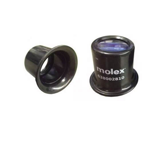 photo of Molex Eye Loupe, 10 x Magnification