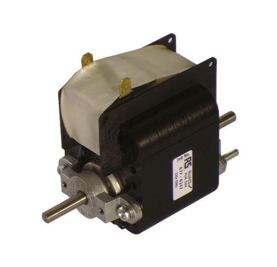 photo of Mellor Electric AC Anti Clockwise Shaded Pole AC Motor, 40 W, 230 V, Surface Mount Mounting