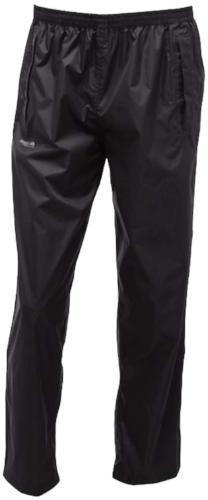 Regatta Stormbreak Waterproof Over Trousers Sizes S - 3XL Navy or Black Unisex