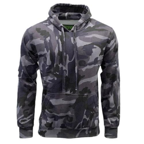 Game Camouflage Hoodie Sizes S - 5XL, Urban Camo, Night Camo Clothes UK