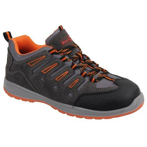 Mens Blackrock Steel Toe Trainers Shoes UK Sizes 5-12 Safety Hiking Walking Shoe