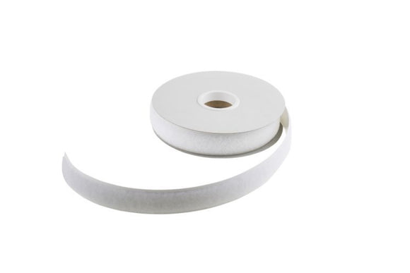 photo of VELCRO® Hook & Loop Tape 20mm x 5m, White Touch & Close Velcro Strip  EB01020010114488