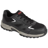 Blackrock Safety Steel Toe Trainer Work Shoes Sizes UK 6-12 Wide Fitting