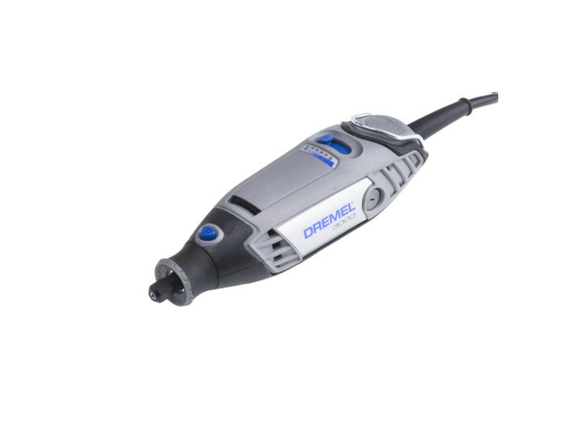 photo 1 of DREMEL® 3000 Multi-Tool Kit F0133000JR ,  EZ SpeedClic Twist Nose Cap, 25 x Mini Dremel Starter Set