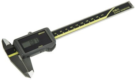 photo of Mitutoyo 150mm Digital Caliper 0.01 mm, Metric
