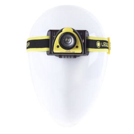 Led Lenser iSEO5R LED Head Torch - Rechargeable, 180 lm 5605R - iSEO5R
