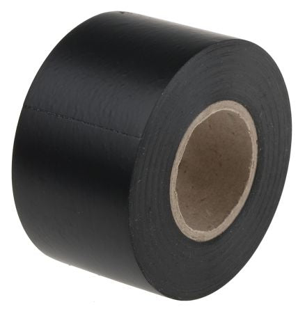Photo of Black Electrical Tape 38mm x 20m PVC BS EN 60454-3-1/Type 2