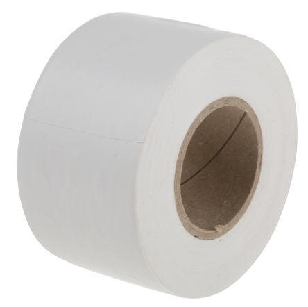 Photo of White Electrical Tape 38mm x 20m PVC 0.13mm BS EN 60454-3-1/Type 2