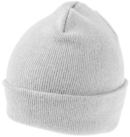Photo of White Beanie Original Cuffed Beanie Multi-Functional Headwear Work Hat