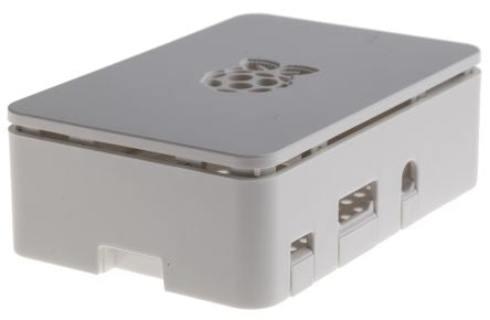 photo 1 of DesignSpark Raspberry Pi Case - Clear, White, Black or Red for Raspberry Pi 3B, Pi 2B & Pi 3B+