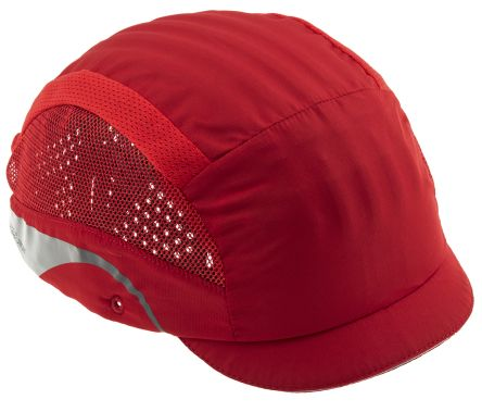 Photo of JSP Red Long Bump Cap
