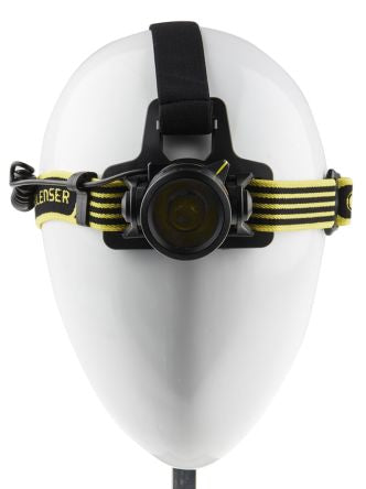 Led Lenser iLH8 ATEX LED Head Torch, 280 lm 501019