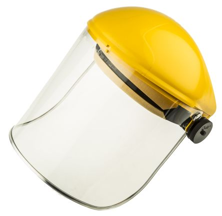 Photo of JSP AFA Clear Eye Shield AFA011-130-200 Full Face Visor without Chin Guard