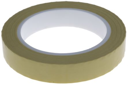 Photo of AT4004 Yellow Electrical Tape 19mm x 66m Polyester Rubber Resin 4500V