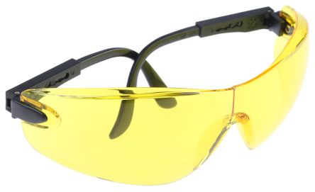 Photo of Bolle Viper Safety Glasses Spectacles Yellow Anti-Mist VIPSJ