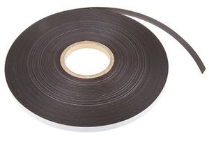 photo of 30m Magnetic Tape, Adhesive Back, 1.5mm Thickness