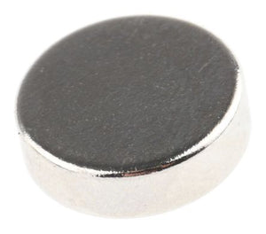 Eclipse Neodymium Magnet  Disc Magnets 1.6kg Width 10mm Box of 10 N812RS