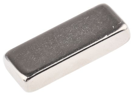 Eclipse Neodymium Magnet Block Magnets 4.9kg 25mm x 10mm Box of 4 N818RS