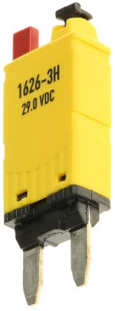 ETA 20A 1 Pole Automotive Thermal Circuit Breaker, 29V dc