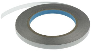 Photo of Wurth Elektronik Conductive Aluminium Tape 0.07mm W.8mm L.33m 3013308A Resin +155°C