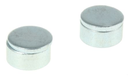 Eclipse Neodymium Magnet Shallow Pot Magnets 2.5kg Width 10mm Bag of 2 E762NEO/RS