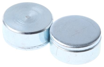 Eclipse Neodymium Magnet Shallow Pot Magnets 6kg Width 13mm Bag of 2 E763NEO/RS