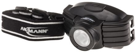 Ansmann Future LED Head Torch, 150 lm 1600-0044