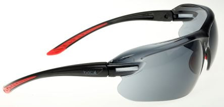 Photo of Bolle IRI-s Grey Safety Glasses Spectacles Anti-Mist IRIPSF