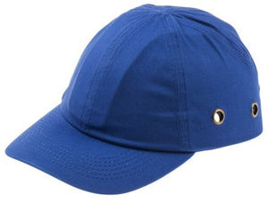 Photo of RS PRO Royal Blue Standard Peak Bump Cap, ABS Protective Material