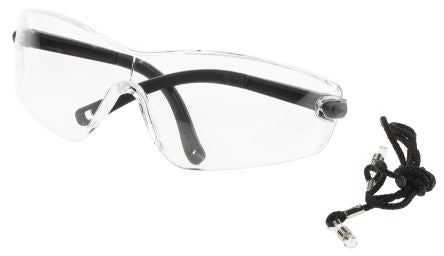 Photo of Clear Safety Glasses Spectacles Profile