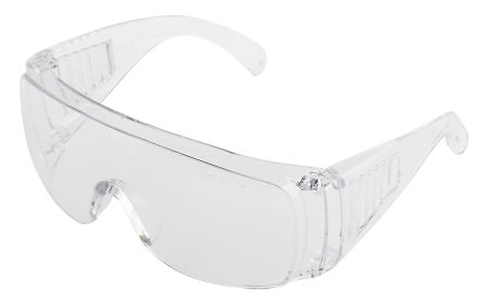 Photo of Clear Safety Glasses Visitor Safety Spectacles