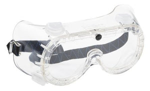 Photo of RS PRO Clear Polycarbonate (PC) Safety Goggles,RS Pro Indirect Vented Goggles