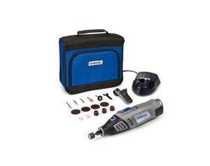 DREMEL® 8100 Cordless Mini Rotary Tool with 15 Accessories 8100-1/15 Cordless