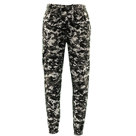 Digital Camouflage Joggers, Urban, Desert, Woodland Como Jogging Bottoms