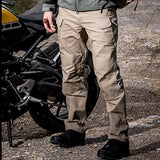 Mens Work Trousers Durable Tactical Ripstop Trouser Olive, Khaki, Black Workwear