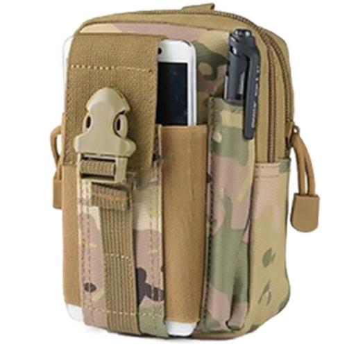 Molle Tactical Pouch Utility Bag 6