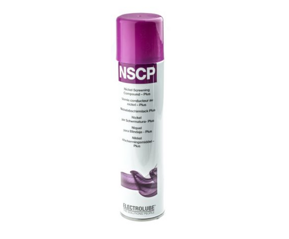 photo of EMI/RFI Shielding Aerosol with Grey Colour 400ml - Nickel Shielding