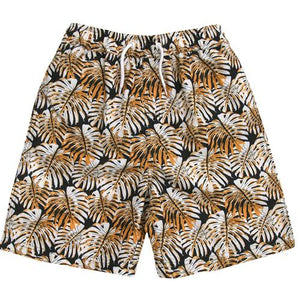 Boys Bermuda Swimming Shorts Ages 7 - 13 Years Quick Drying Beach Print UK