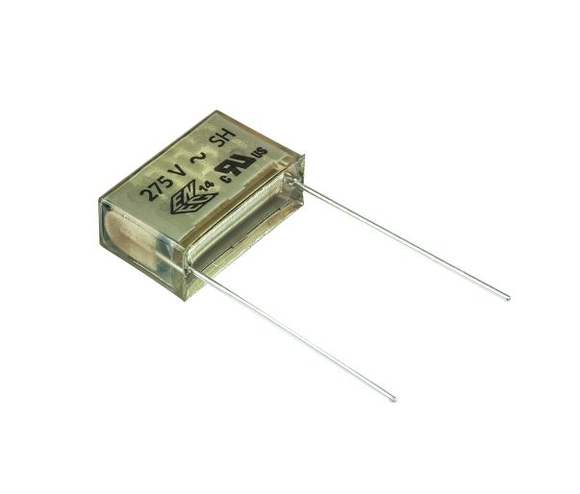 photo 1 of KEMET Paper Capacitor 150nF 275V ac ±10% Tolerance PME271M Through Hole +110°C