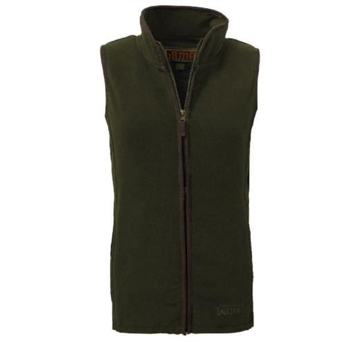 Ladies Game Penrith Fleece Gilet Sizes XS - XL Country Walking Hiking Clothes