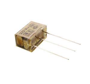 photo 1 of KEMET Paper Capacitor 2.2 nF, 100 nF 275V ac ±20% Tolerance PZB300 Through Hole +100°C
