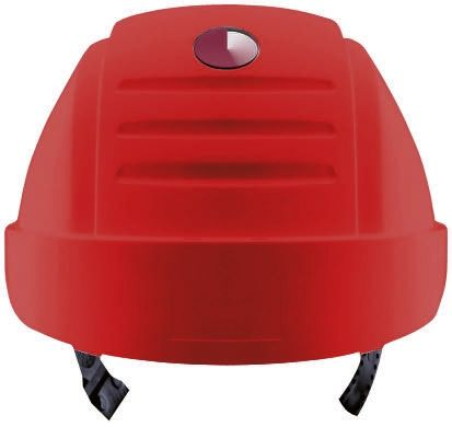Photo of 3M PELTOR Hard Hat G2000 Red ABS Ventilated Safety Helmet G2000CRS SOLARIS Uvicator™