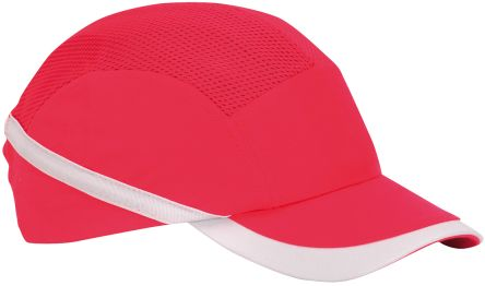 Photo of RS PRO Red Standard Peak Bump Cap, ABS Protective Material
