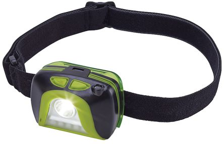 Nightsearcher NSDARKSTAR LED Head Torch, 170 lm NSDARKSTAR