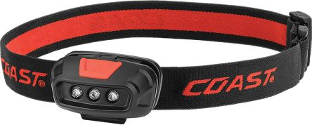 Coast FL14 LED Head Torch, 37 lm FL14 Black
