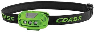 Coast FL14 LED Head Torch, 37 lm FL14 Green